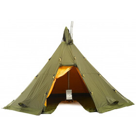 Helsport Varanger 12-14 Outertent + Pole green